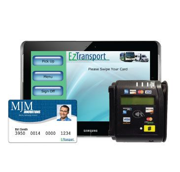 EZTransport: The Automated Payment System Transportation Firms Need
