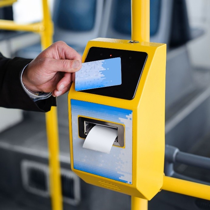 Highway Volumes Increase Demand for Automated Transit Fare Collection